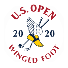 WINGED FOOT LOGO 1